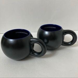 Starbucks Halloween Cauldron Mugs